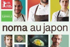 Noma au Japon, course en cuisine
