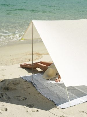 La g niale tente de plage miasun d sirs de voyages - Tente de plage ikea ...