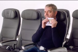 Humour et people   :   la nouvelle vidéo de British Airways