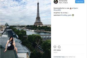 Les 10 villes les plus instagrammées de France