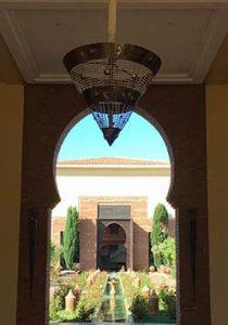 jardin robinson club agadir maroc