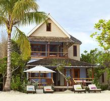L'hôtel GoldenEye en Jamaïque