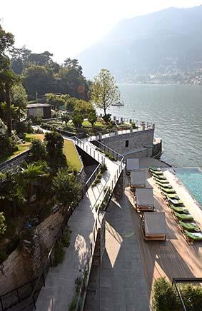 Lac de Côme : escapade luxueuse à l'hôtel Il Sereno