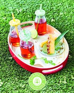 Les délicieux thés glacés de Compagnie Coloniale