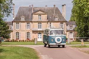Les Castels, campings d'exception au château