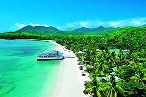 Sainte-Lucie en all inclusive dans les hôtels Sandals