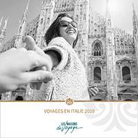 Cap sur l'Italie avec les Maisons du voyage