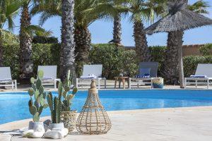 Les Bulles de Mer, un hôtel-spa sur la lagune