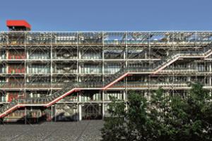 Paris : le Méridien Etoile invite ses hôtes au Centre Pompidou